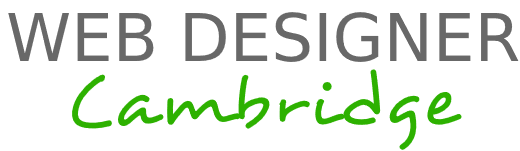 Web Designer Cambridge